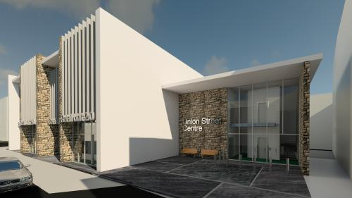 ARTIST'S IMPRESSION: How a community church in Union Street could look
