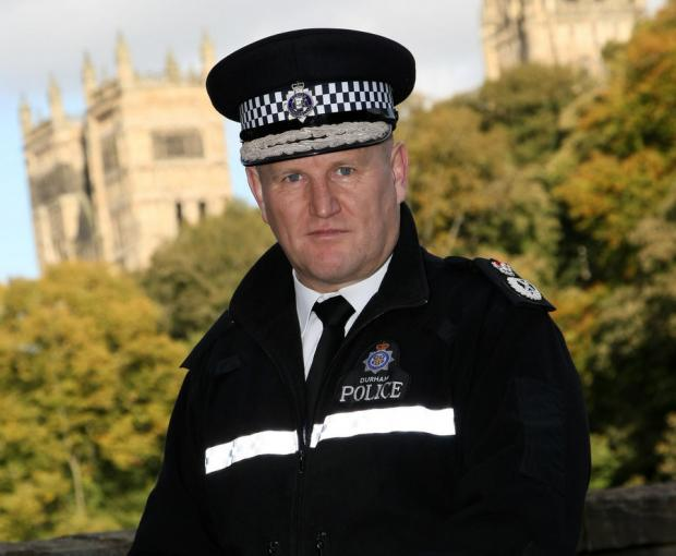 Chief Constable Mike Barton