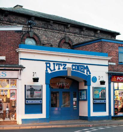 VOLUNTEER-RUN: The Ritz Cinema, in Thirsk