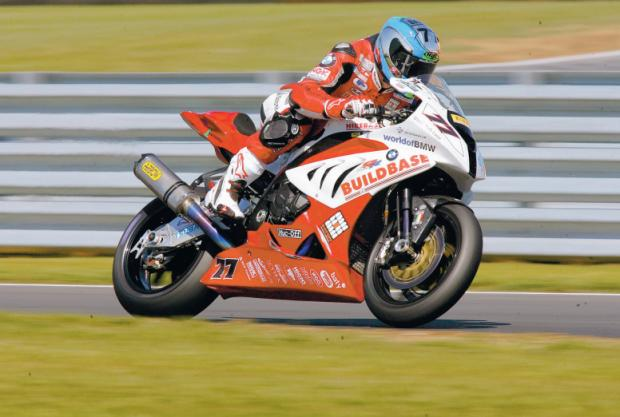 FRUSTRATION: Barry Burrell, of Bishop Auckland, is still searching for a BSB ride for the new season, which gets under way in early April