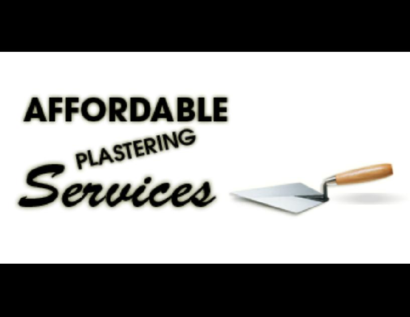 Affordable Plastering Services