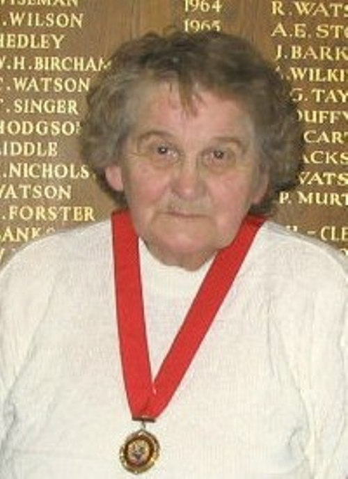 FORMER MAYOR: Barnard Castle town councillor Margaret Hamilton, who has died aged 88 after a short illness.