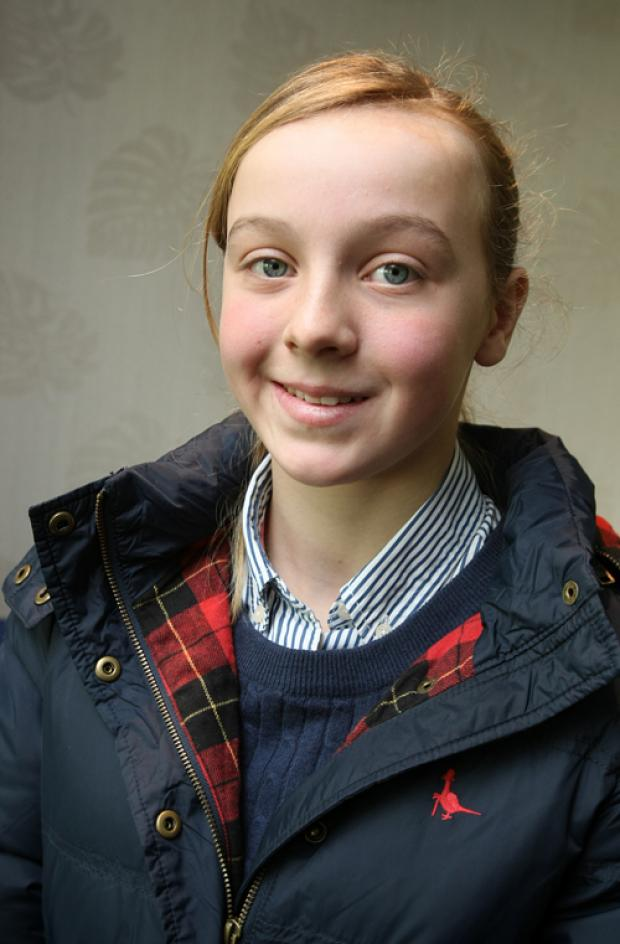 QUALIFICATION: Millie Allen, from Thornaby