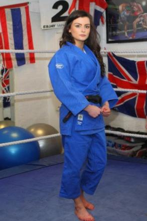Queen Elizabeth Sixth Form College student Holly Fielding has been selected for a scholarship to help with her judo training
