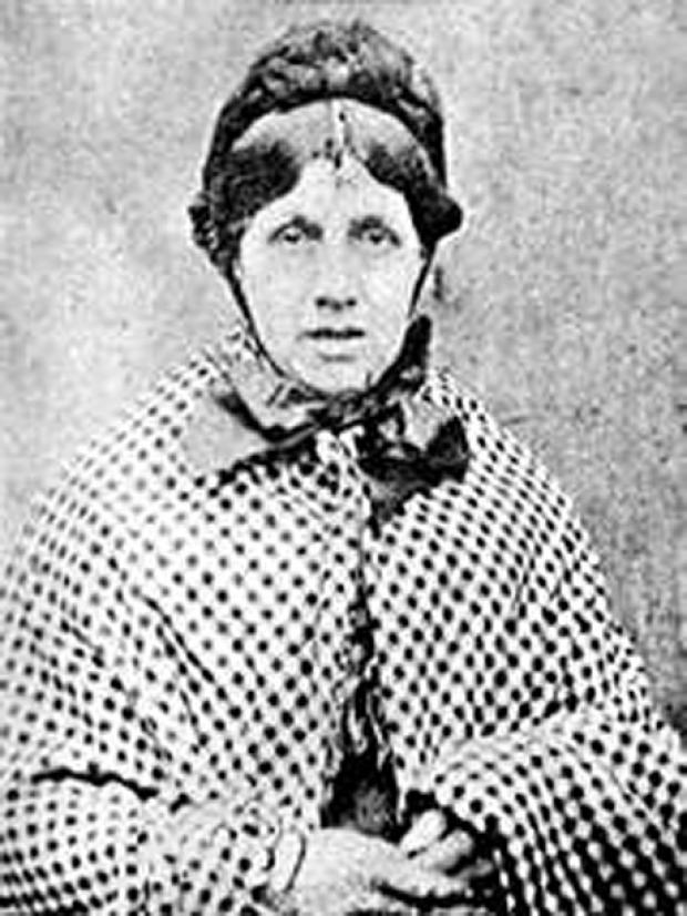 MURDERER: Mary Ann Cotton