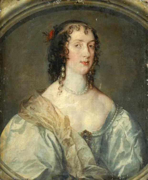 The 17th century portrait of Olivia Boteler Porter
