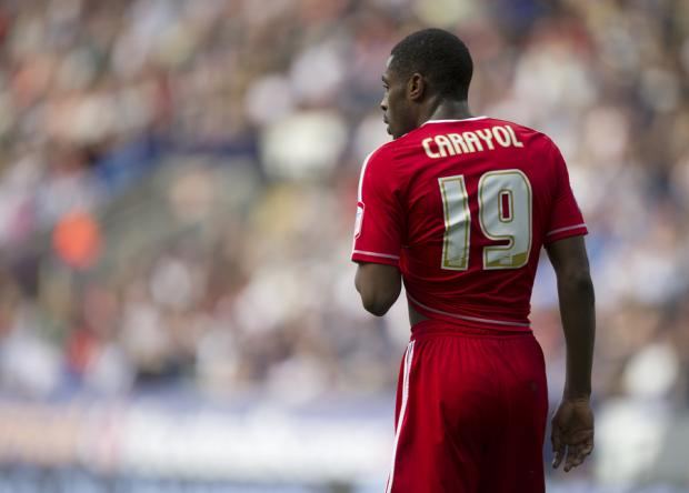Darlington and Stockton Times: Mustapha Carayol