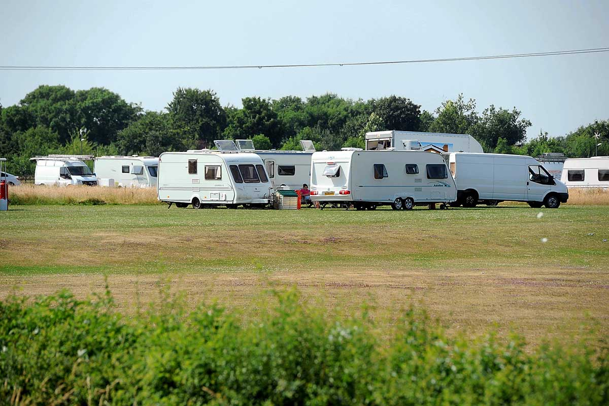 Darlington Council is obligated to provide more pitches for gypsies across the borough