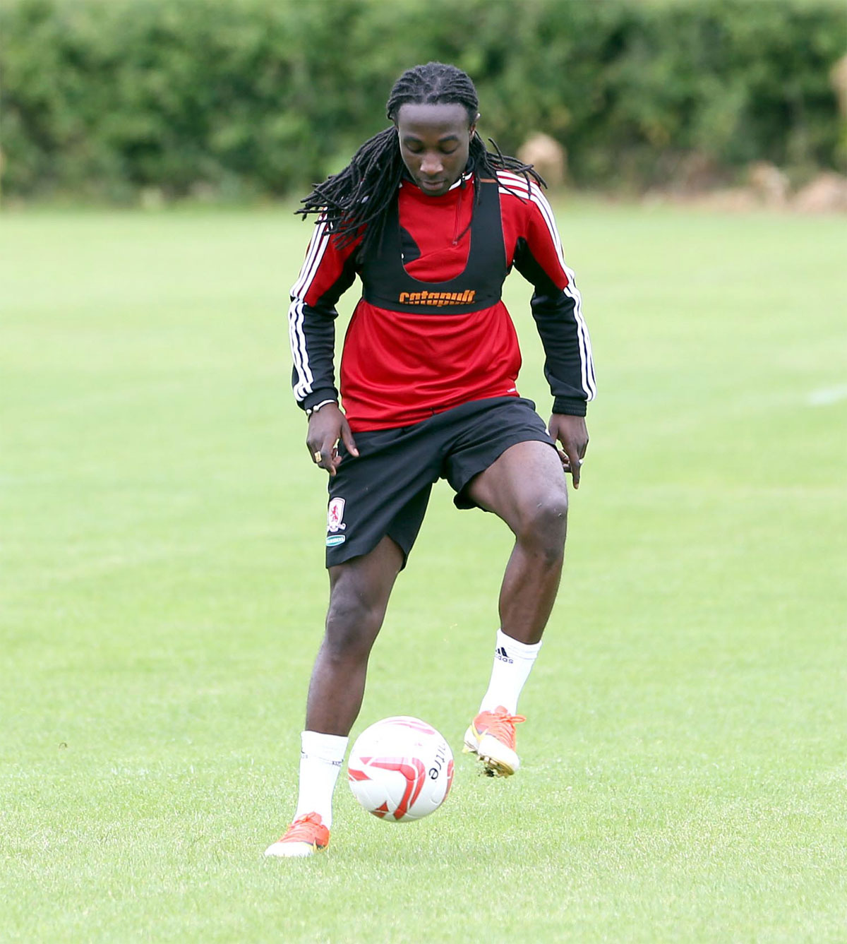 COULD LEAVE: Marvin Emnes