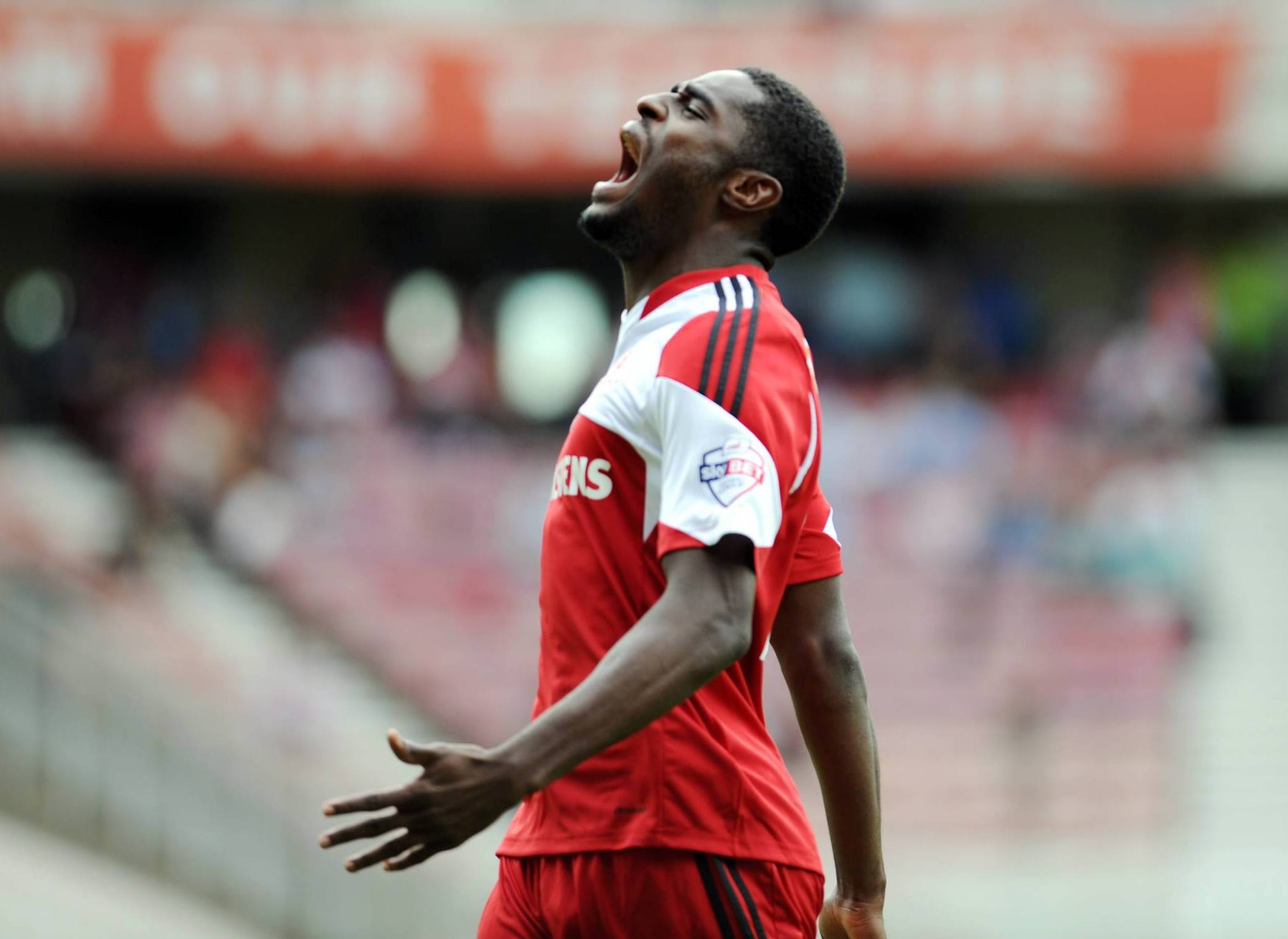 Mustapha Carayol had given Middlesbrough a 22nd minute lead at St Andrew's