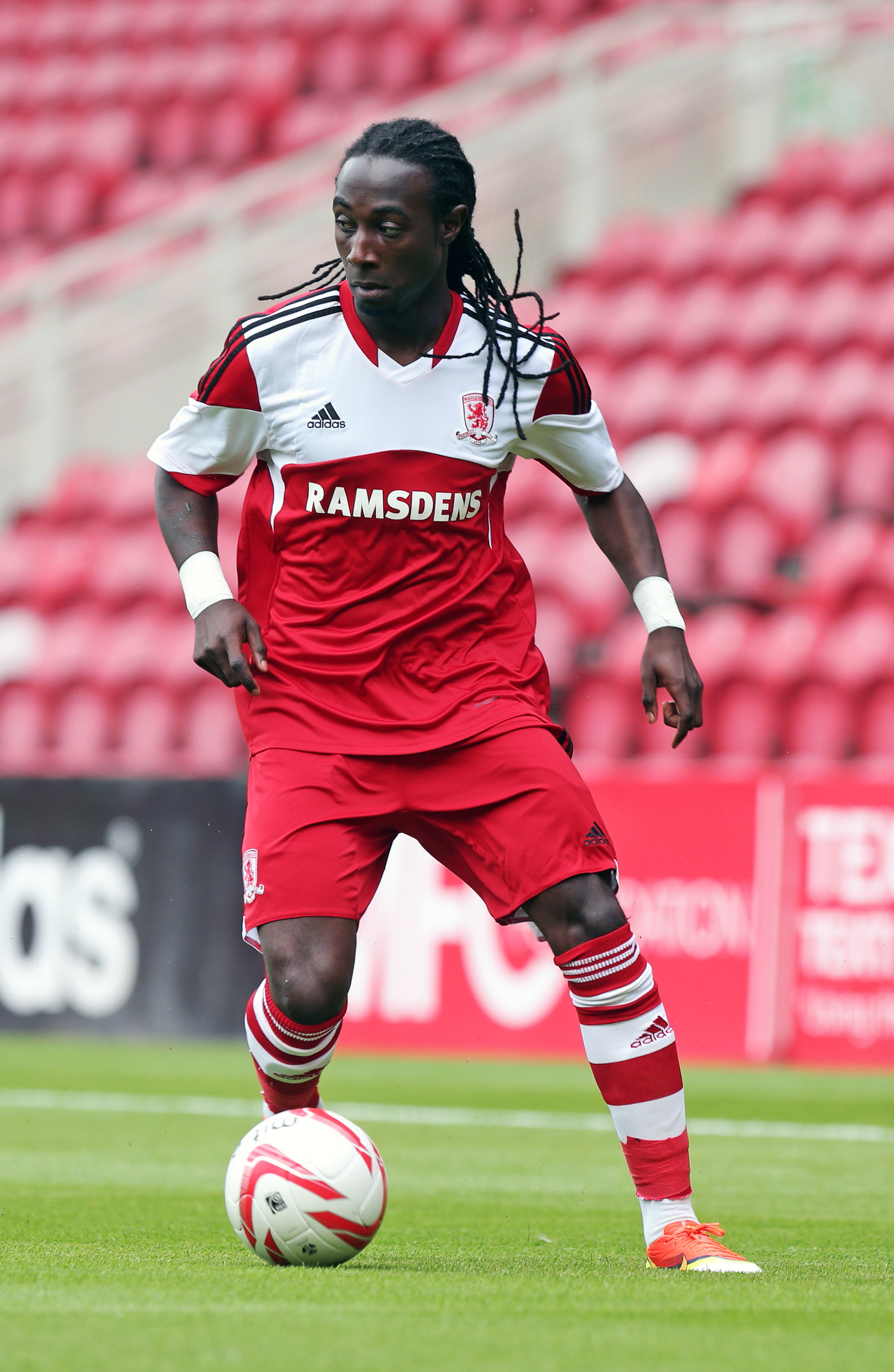 MOVE: Marvin Emnes is close to signing a permanent deal with Swansea City