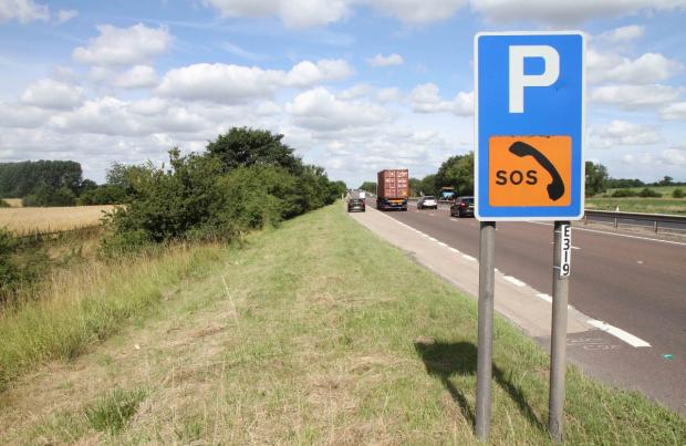 SPEEDING OFFENCES: Motorists have been urged to watch their speeds on the A19, near South Kilvington.