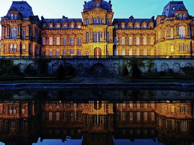 LIGHT FANTASTIC: Sculptor Gavin Turk will install a neon display on the facade of The Bowes Museum for the duration of his solo exhibition