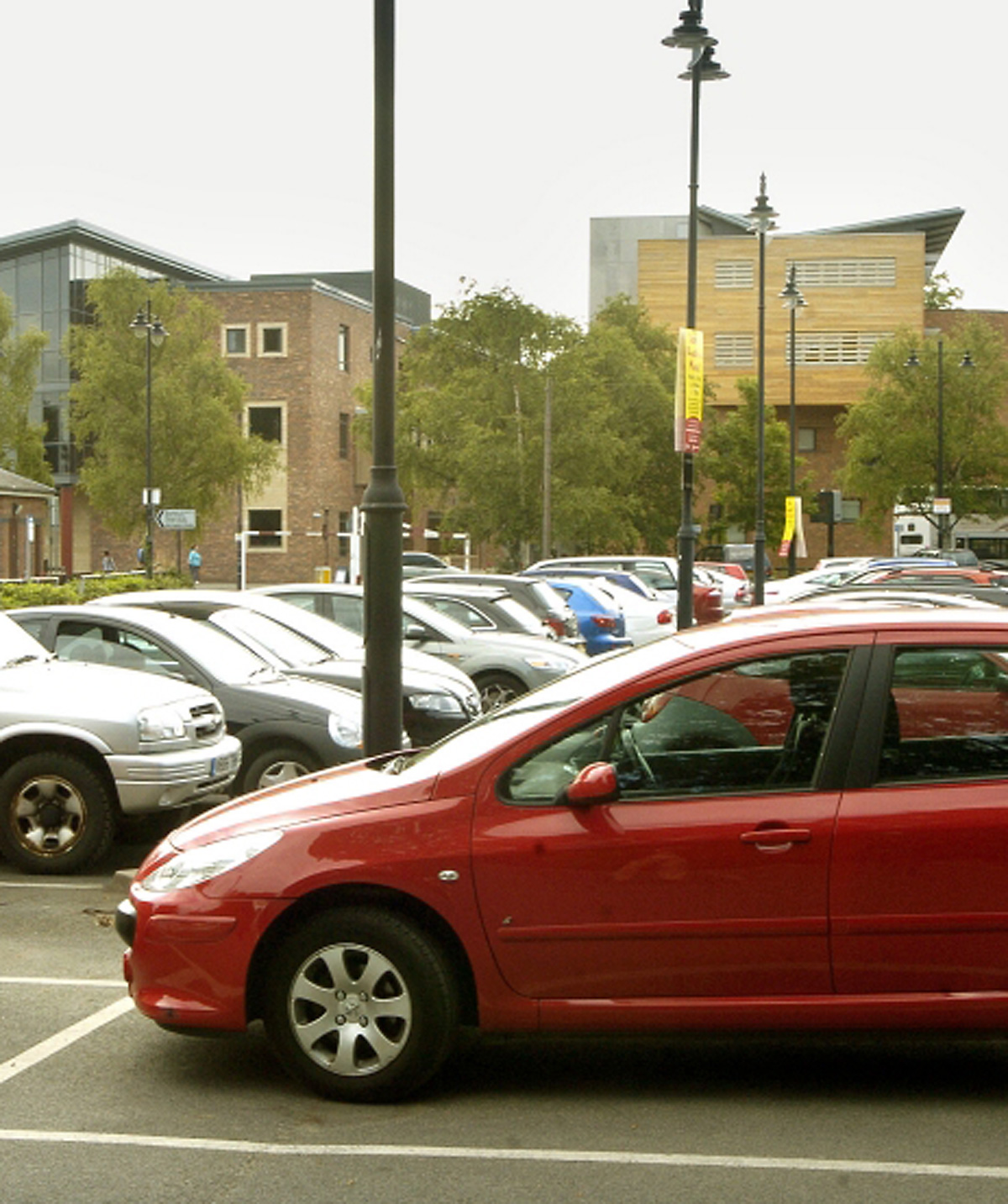 The Union Terrace car-park will be among the 13 suspending charges on February 1.