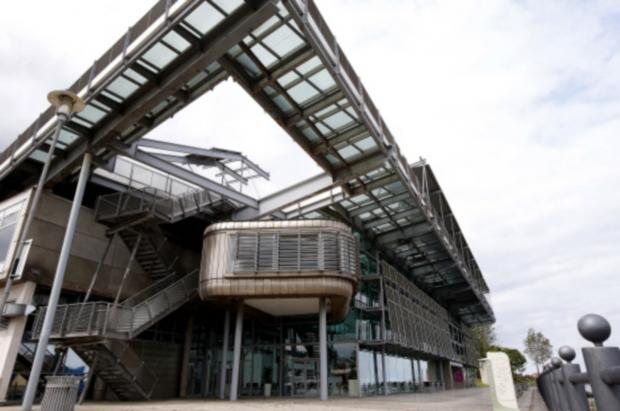 EXHIBITION VENUE: The National Glass Centre, in Sunderland