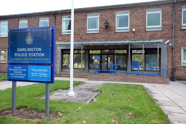 The newly refurbished Darlington police station is holding open days