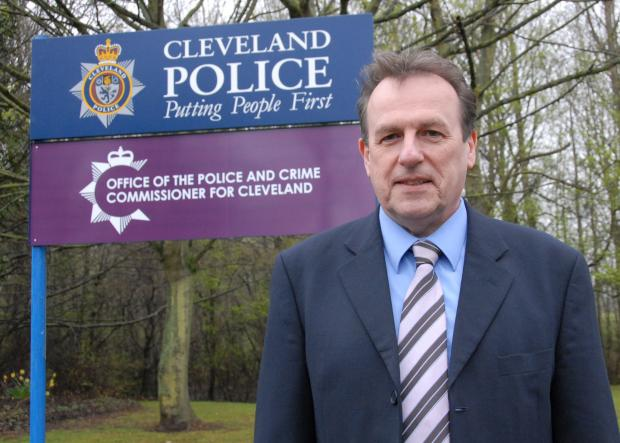 Police and Crime Commissioner Barry Coppinger appoints new chief of staff