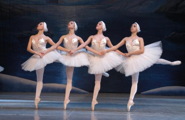 Trio of treats in store for ballet fans