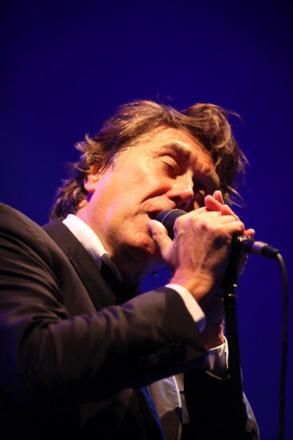Bryan Ferry touring the UK