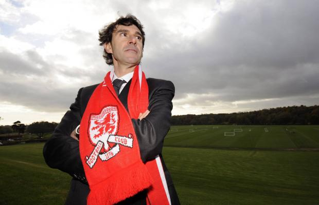 Darlington and Stockton Times: Aitor Karanka