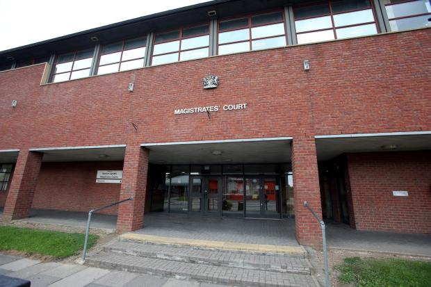 James Routledge, of Langton Walk, Darlington, pleaded guilty to harassment at Newton Aycliffe Magistrates Court in County Durham