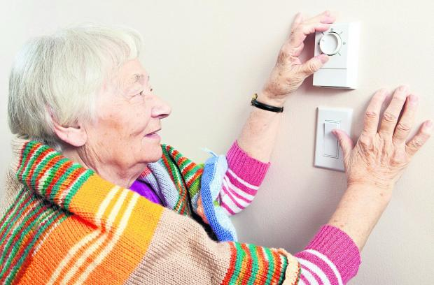 Darlington and Stockton Times: Advice on dealing with oil heating bills