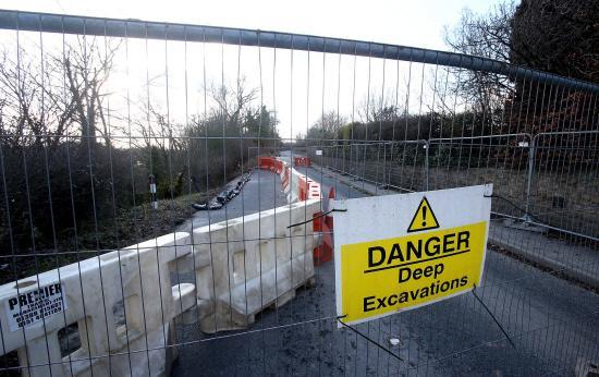 Consultation events for residents and businesses affected by road closure