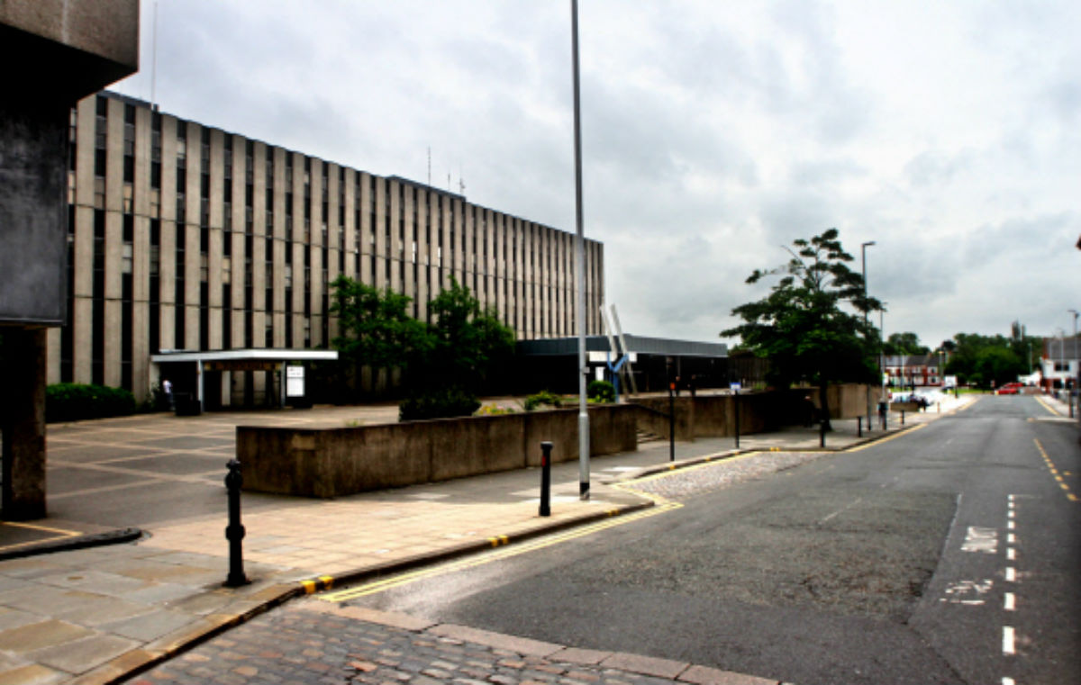 SPENDING GLOOM: Darlington Borough Council