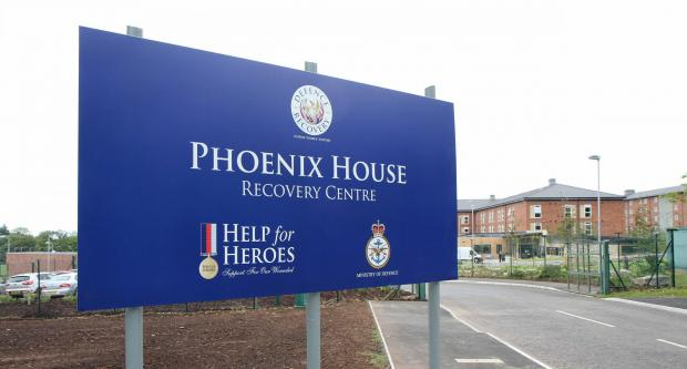 Darlington and Stockton Times: Phoenix House Recovery Centre