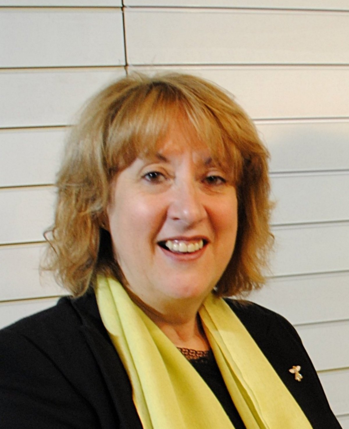 BURNS SUPPER: St Teresa's Hospice director Jane Bradshaw