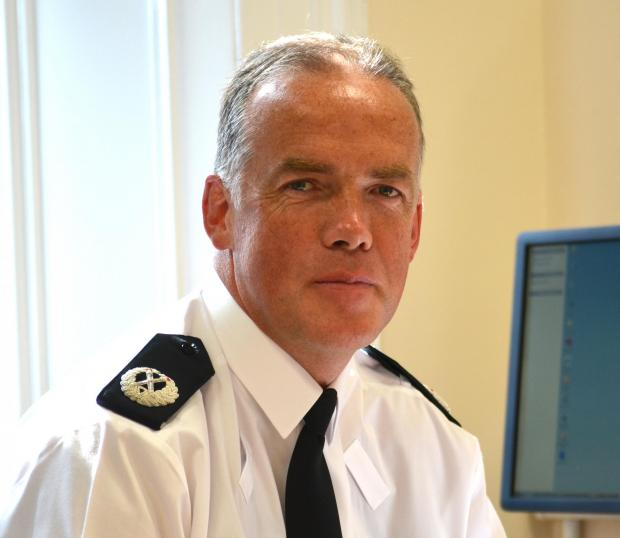 Assistant Chief Constable Paul Kennedy