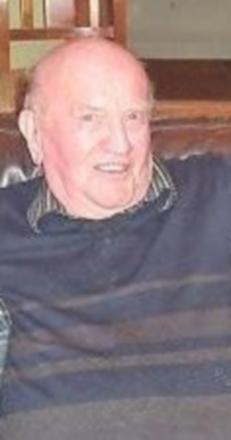 Missing from home pensioner Sydney Presgrave.