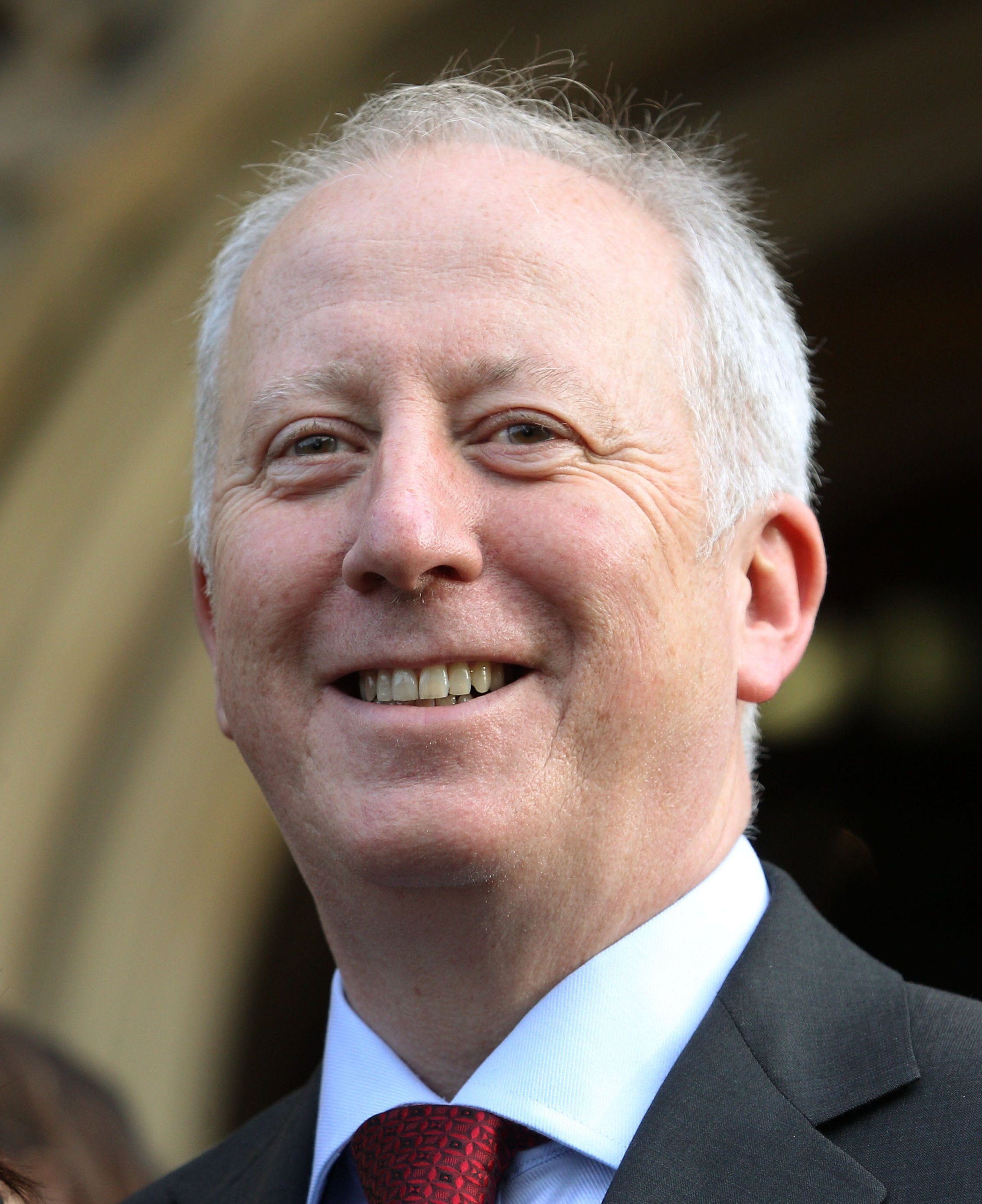 Middlesbrough MP Andy McDonald
