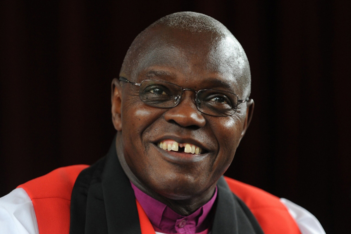 Dr John Sentamu, Archbishop of York
