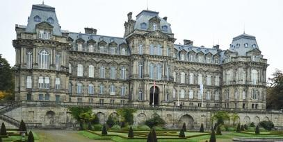 The Bowes Museum, in Barnard Castle