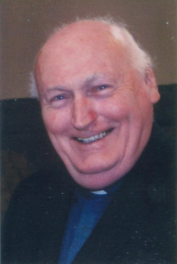 Darlington and Stockton Times: Father Dermot Nunan who died after a short illness