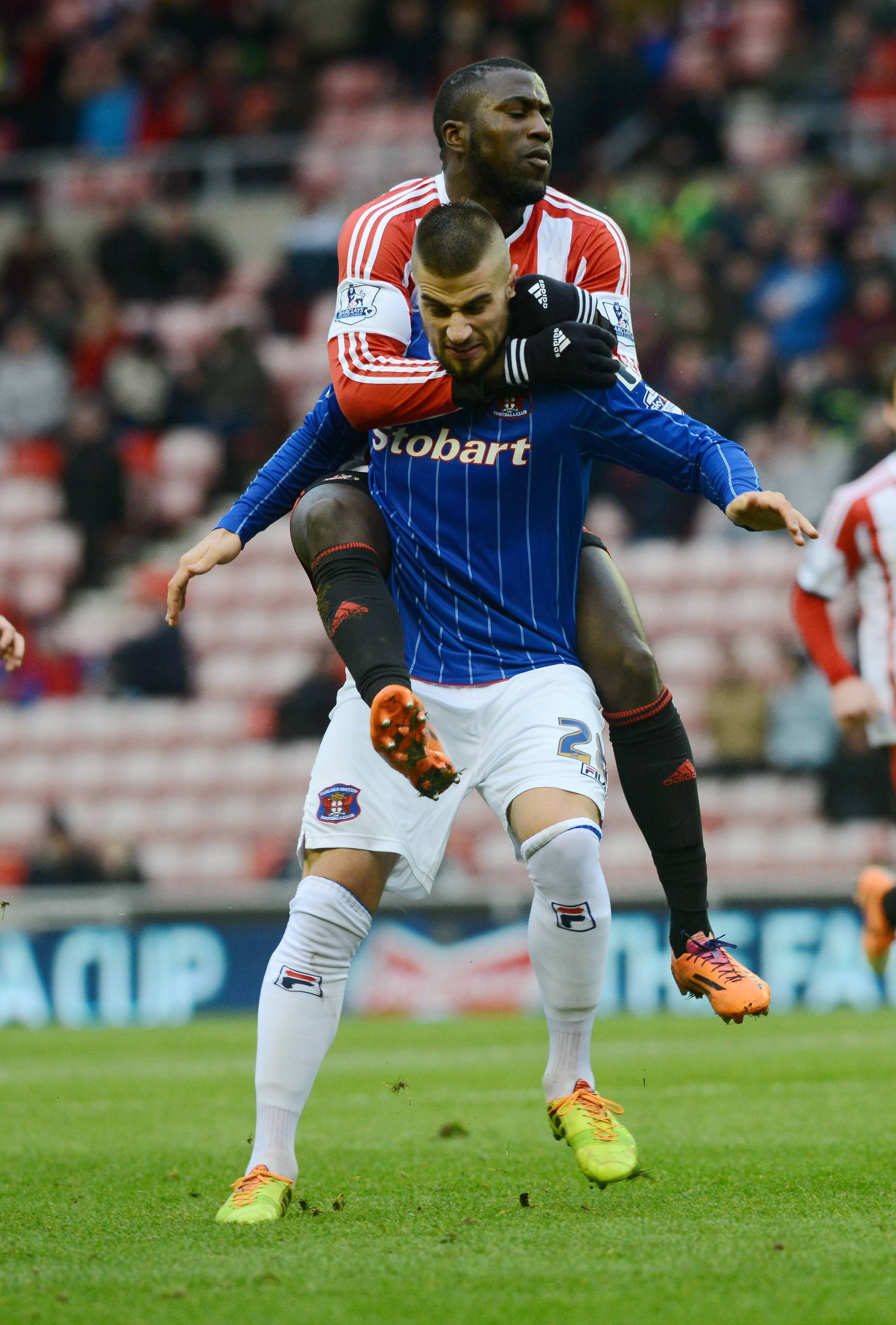 Johnson tells Jozy the goals will soon flow at Sunderland