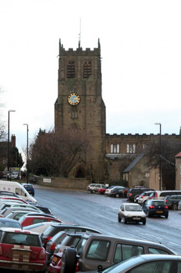 Darlington and Stockton Times: Bedale may have to lose car park