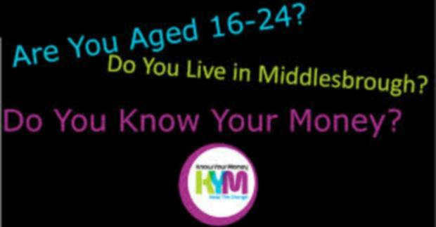 Know Your Money (KYM) project in Middlesbrough