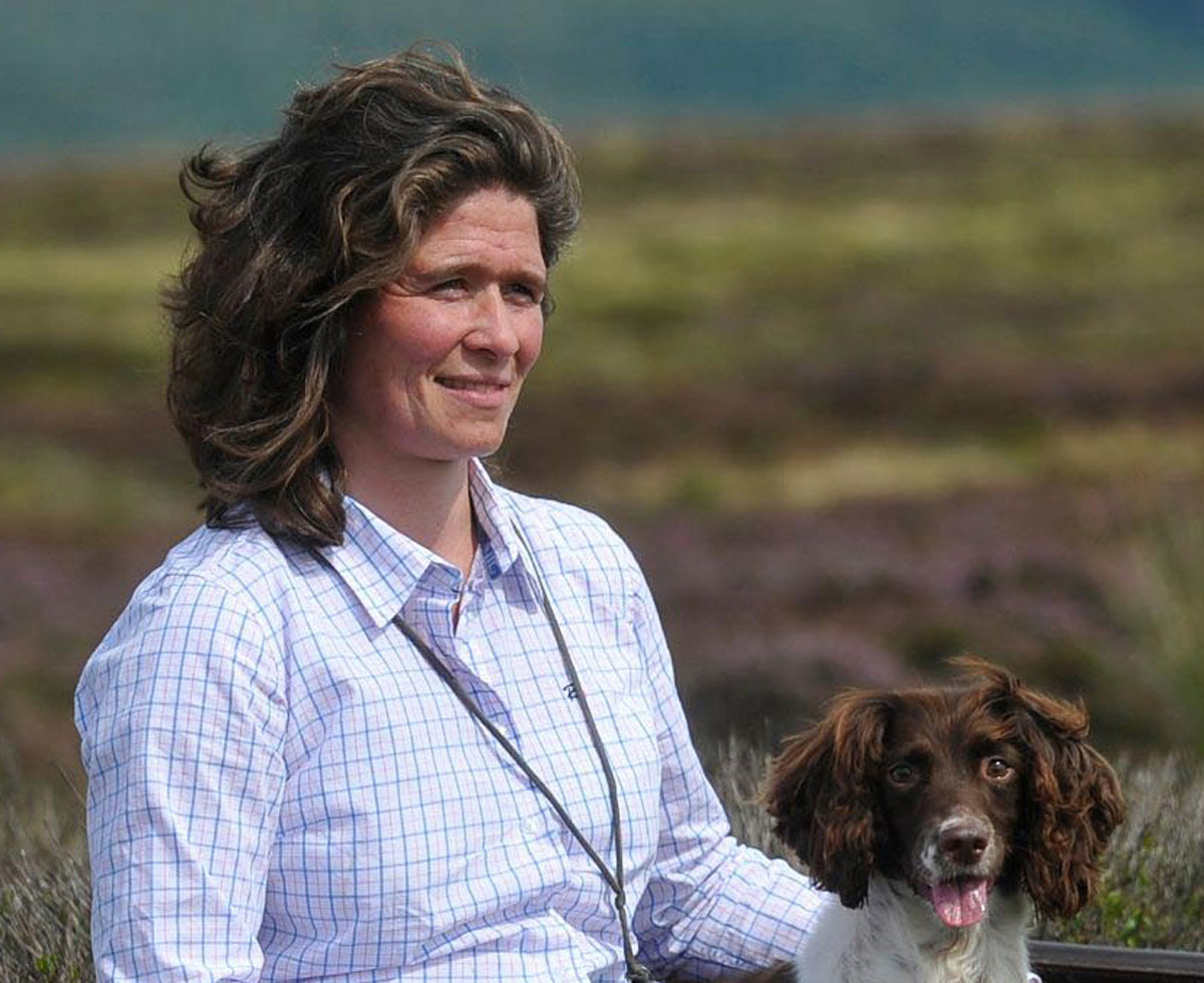 DELIGHTED: Amanda Anderson has been appointed director of The Moorland Association