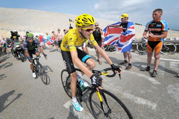 FESTIVAL: A Tour de France fan zone will be staged at West Park Stray, Harrogate from July 3 to 6.