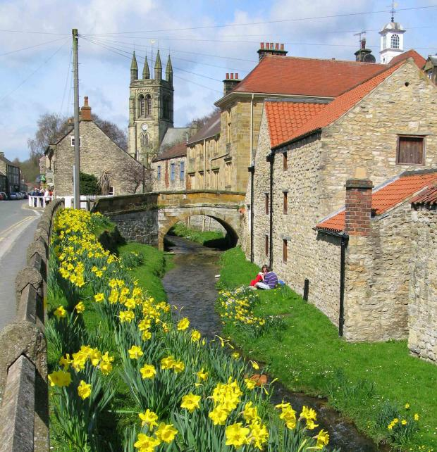 Darlington and Stockton Times: Helmsley Plan looks at the town's future up to 2027.