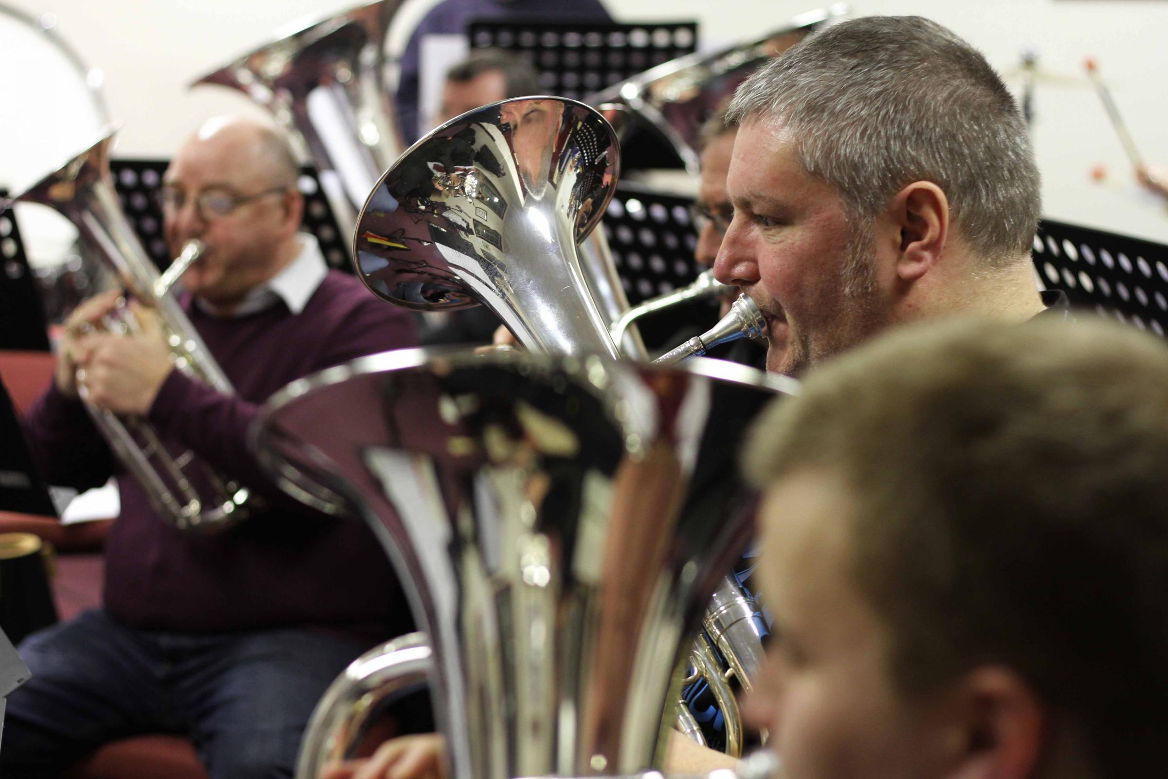 Fishburn Band prepares for action-packed 60th anniversary year