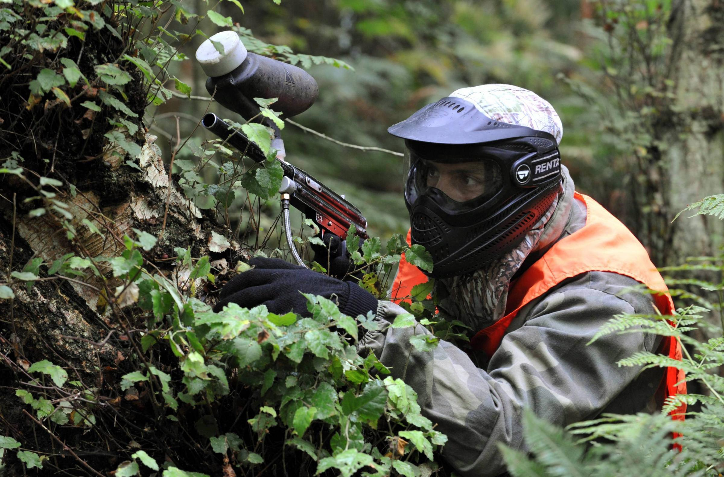 SETBACK: Plans for paintballing near Southill Hall have been rejected