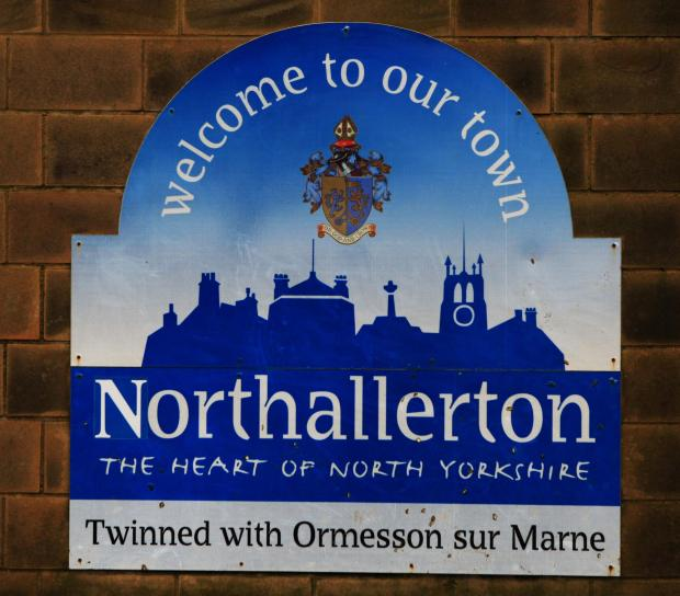 Northallerton: Farmers' market to move down the High Street.