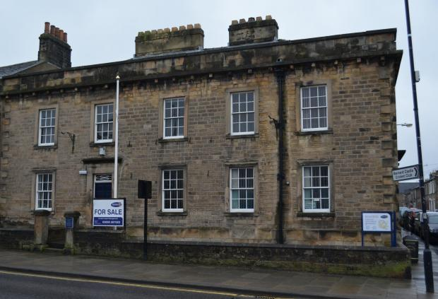 Darlington and Stockton Times: The future of Teesdale House could soon be decided.