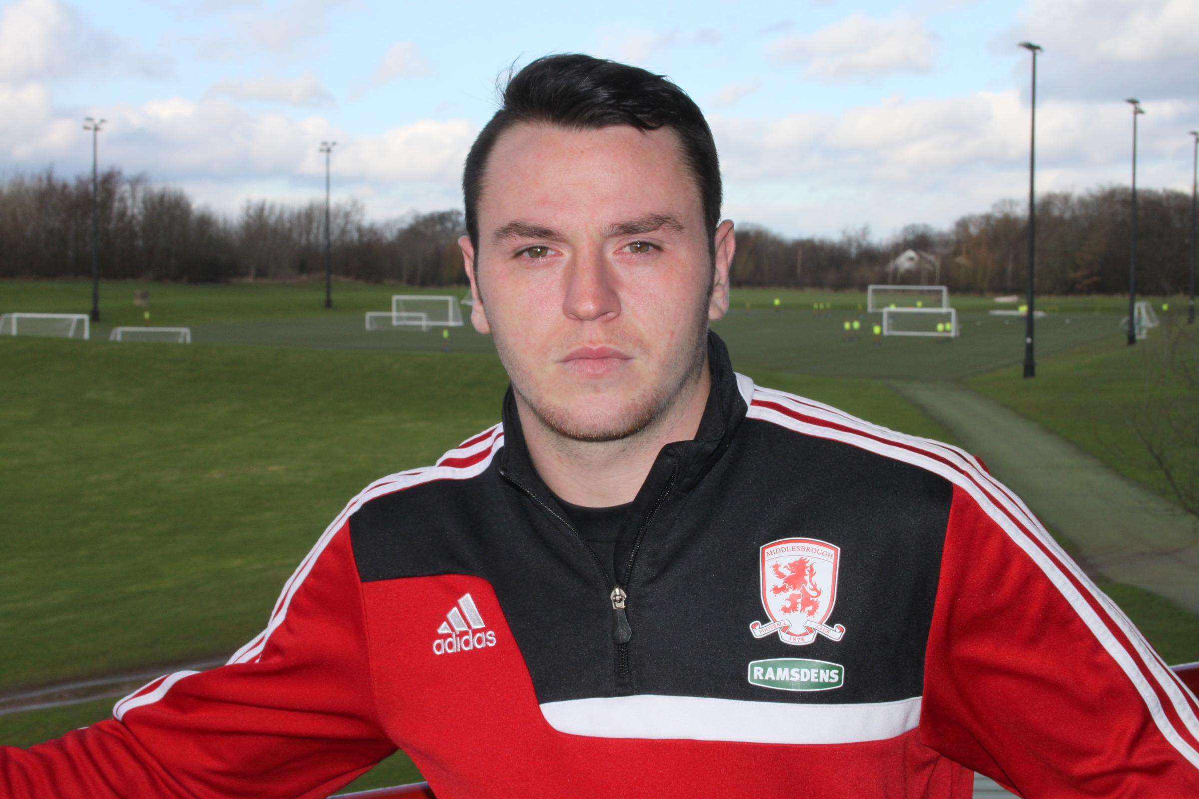 BRACE: Lee Tomlin scored twice in Middlesbrough's 3-1 win over Barnsley