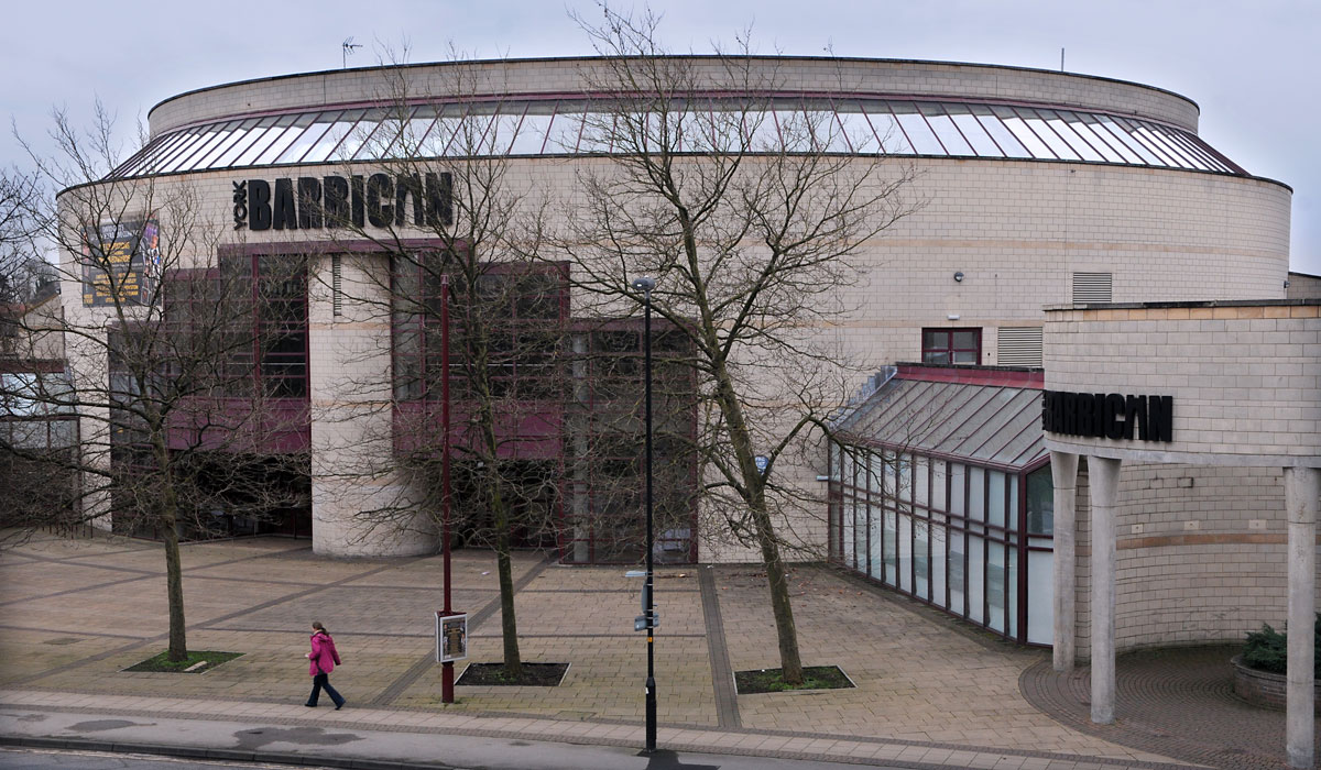 VENUE: The Barbican, in York, will host the Liberal Democrat conference.