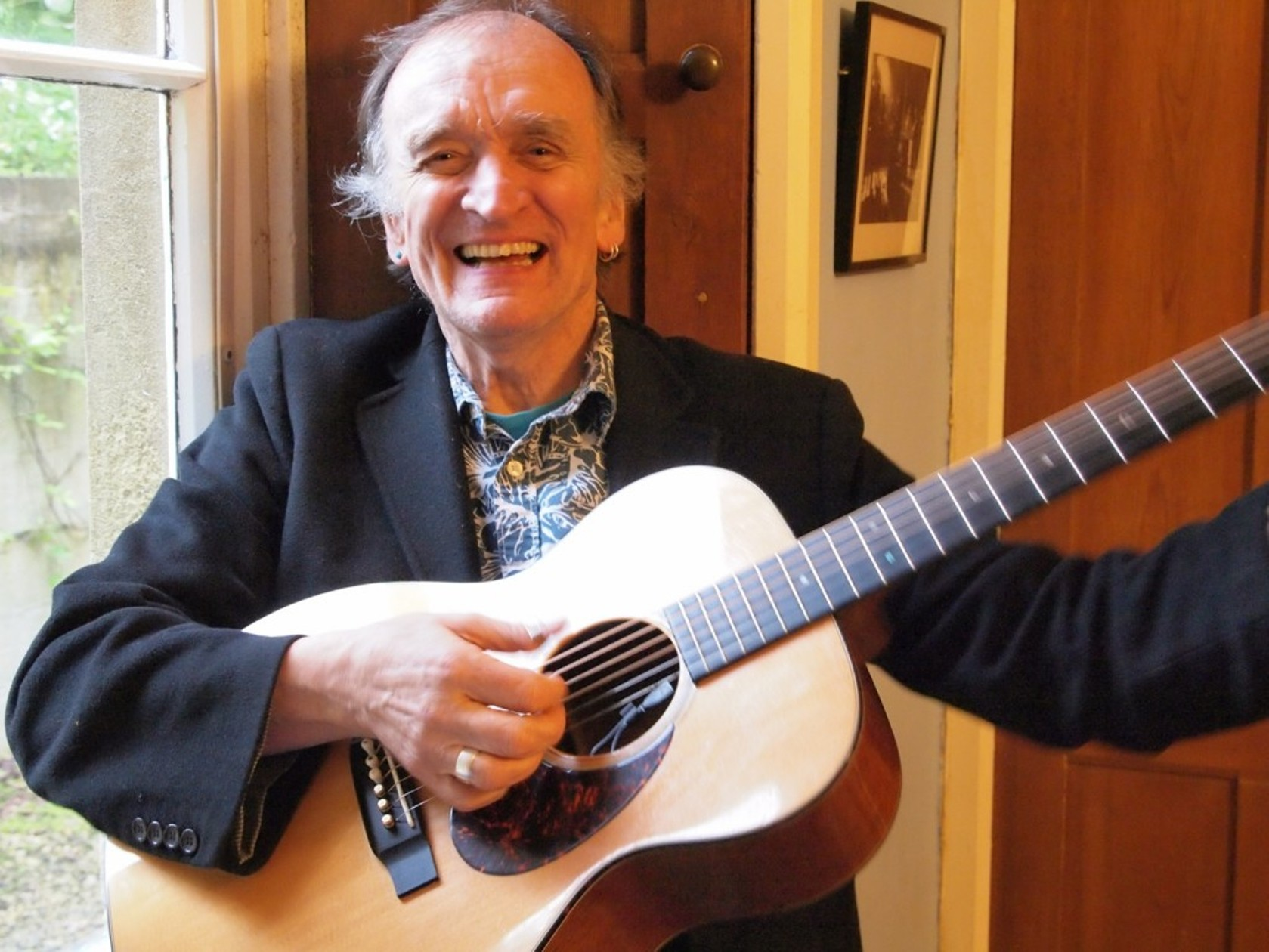 Headline act at BAMfest 2014 Martin Carthy