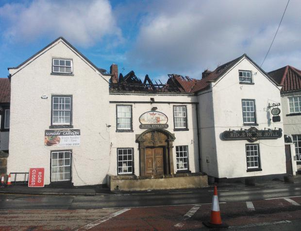 Darlington and Stockton Times: The Bridge House Hotel, Catterick Village